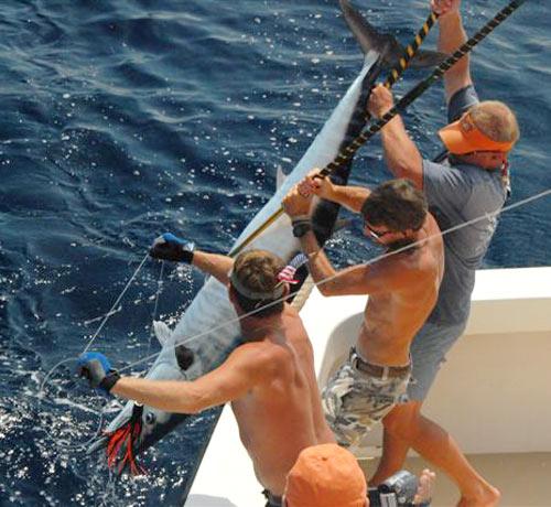La Pesca del Wahoo / Peto por José Manuel López Pinto / Actualizado al 23 de Agosto del 2011 7-12-07BB